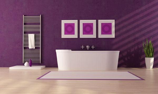 21529466 lazienka wanna wazon obraz Wszystko o salonie z wyposażeniem łazienek