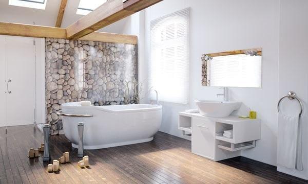 26977087 lazienka wanna poddasze Wszystko o salonie z wyposażeniem łazienek
